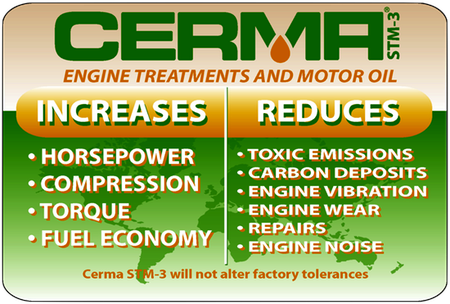 Cerma Advanced Lubrication Technology