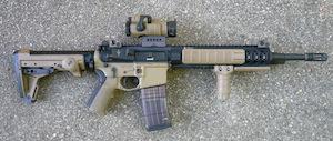 "16"" AR-15"