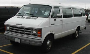 1988 Dodge Box Van