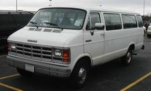1988 Dodge Box Van