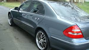 2006 Mercedes E350 4Matic