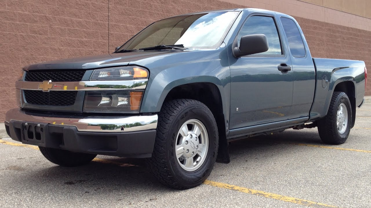 2007 Chevy Colorado