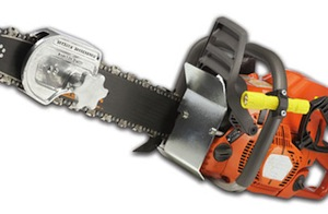 Carbide Chain Saw