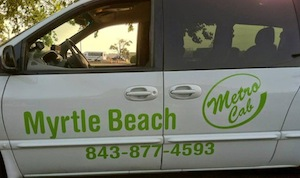 Myrtle Beach Metro Cab