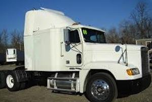 Diesel Semi-Truck
