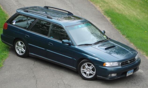 Subaru Legacy 1997 Wagon