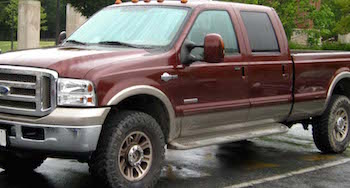 2004 Ford F350 6.0