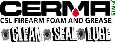 Cerma CSL Firearm Clean Seal Lube