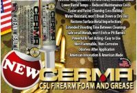 CSL Firearm Foam and Grease