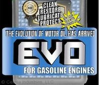 New - Cerma EVO Motor Oil
