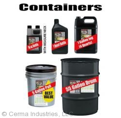2-Cycle Containers