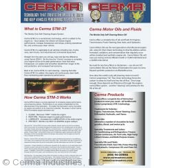 Cerma 4 Fold Brochure Page 1