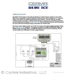 Cerma Blue Ice Data