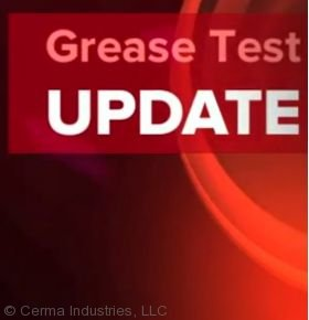Cerma Grease Test