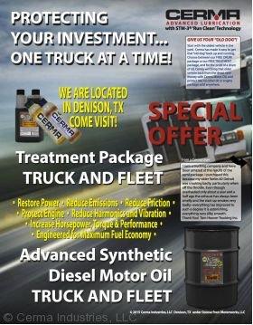 Diesel Fleet Flyer